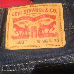 Levi's Jeans - Levi Strauss & Company 550 Jeans